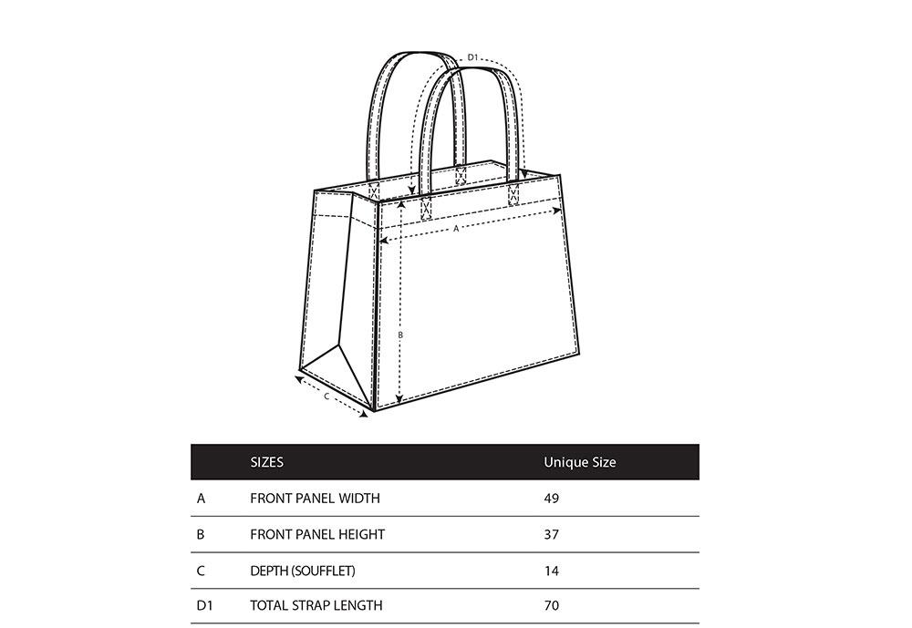 Платнена чанта